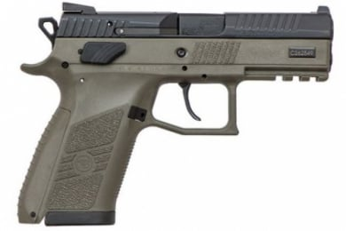 CZ-USA P-07 9mm 3 75 15+1 ODG