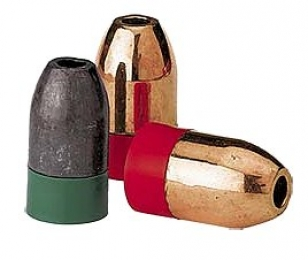 Powerbelt .45 Caliber Bullets, 195 Grain, Hollowpoint 20/Box