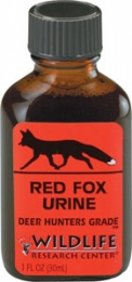 Wildlife Research Red Fox Urine Masking Scent