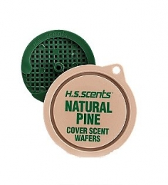 Hunters Specialties Natural Pine Deer Scent Wafers
