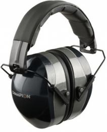 Champion Black Earmuffs
