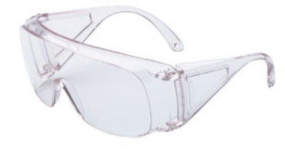 Howard Leight Clear Frame/Clear Lens Glasses