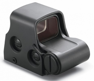 Eotech Holographic Weapon Sight w/1 MOA & CR123 Batteries