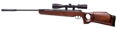 Umarex .177 Cal Airhawk Air Rifle Combo w/3-9X40