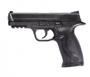 Umarex Smith & Wesson M&P BB Pistol Black Finish Semi-Auto C