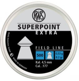 RWS 2317384 SUPERPOINT Pellets .22