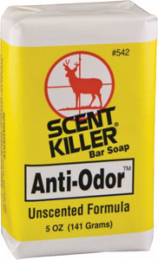 Wildlife Research Scent Killer Unscented Bar Soap
