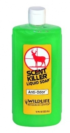Wildlife Research Scent Killer Anti-Odor Liquid Soap