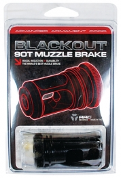 Blackout 90 Tooth Muzzle Brake .300WM/7.62mm For 300-SD Silencer
