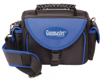 GunMaster Pistol Range Bag With 22 Piece Pistol Cleaning And 10
