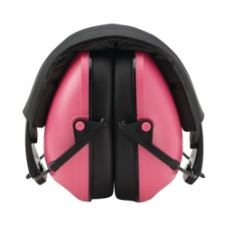 Champion Slim Passive Ear Muff 21dB Noise Reduction Pink