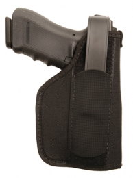Nylon Laser Holster Black Size 2