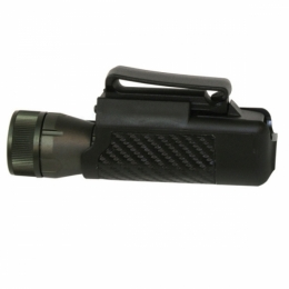 CQC Carbon Fiber Compact Light Carrier Black