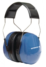 Ultimate 10 Hearing Protector Blue