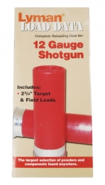 Load Data Book 12 Gauge