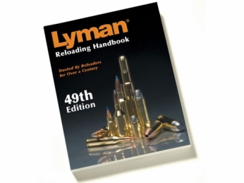 Lyman Reloading Handbook 49th Edition Soft Cover
