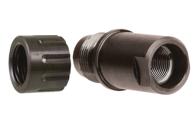 Sparrow Silencer Adapter With Thread Protector .5-28 TPI For GSG