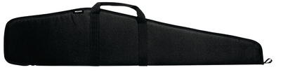 Economy Rifle Cases Black with Black Trim 44 Inch