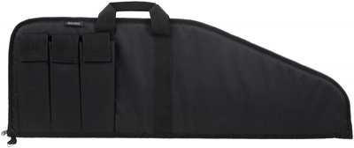 Black Tactical Case Black with Black Trim 38 Inches