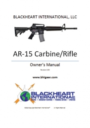 AR-15 Carbine/Rifle Owner\'s Manual