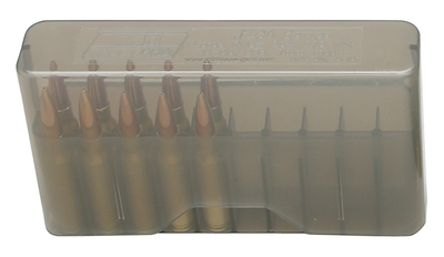 J-20 Slip-Top Boxes .270 to .450 Caliber Clear Smoke