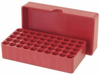 J-50 Slip-Top Boxes .45 Auto Red