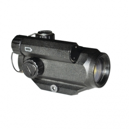 M7 Micro Dot 2 MOA Dot 25 MOA Circle Black
