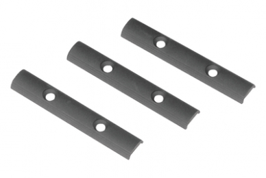 VRS Three-Piece Short Bumper Kit Two Inch
