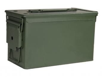 New Unissued M2A1 Ammo Can Green