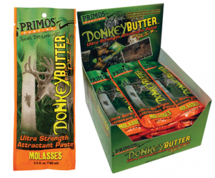 Donkey Butter Molasses Display 24 Per Display
