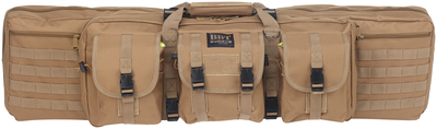 BDT Single Tactical Rifle Bag Tan 43 Inch