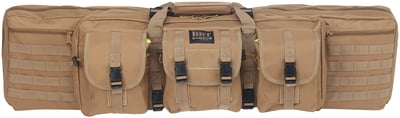 BDT Double Tactical Rifle Bag Tan 43 Inch