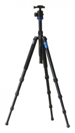 LUC ALUM TRIPOD W/BALL HD CS