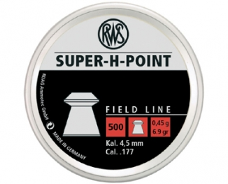 UMAREX SUPER-H POINT 177CAL PELLET 500/PK