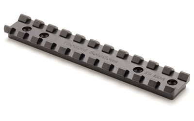 TAC SOL 10/22 SCOPE RAIL BLK