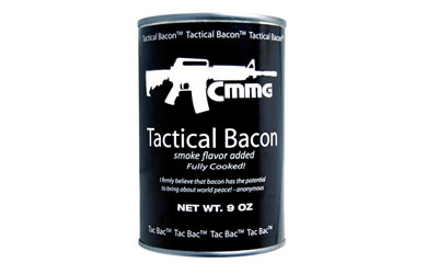 CMMG TACTICAL BACON 12-9OZ CANS