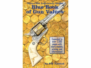 BLUE BOOK GUN VALUES 35TH EDITION