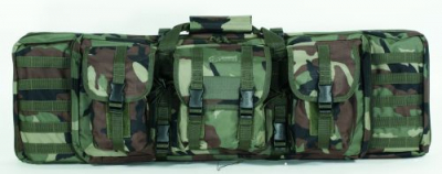 36  Padded Weapons Case | Woodland Camo