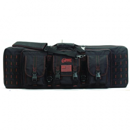 36  Padded Weapons Case | Black/Red