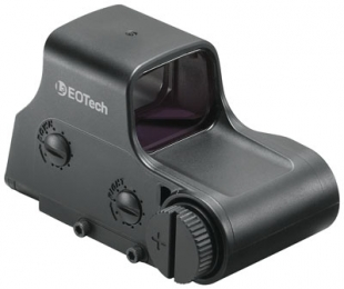 Eotech Holographic Weapon Sight w/Black Finish & CR123 Batte