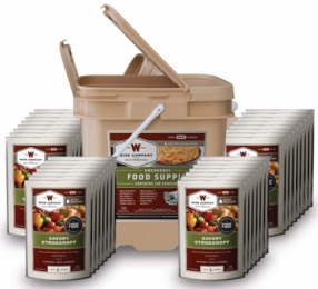 Wise Foods Inc. Meals Ready To Eat 120 Servings Entree
