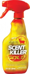 Wildlife Research 1252 Scent Killer Odor Eliminator All 12 o