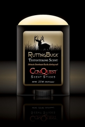 Conquest Scents 1249 Rutting Buck Scent Stick Buck 2.5 oz