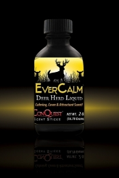 Conquest Scents 1207 Ever Calm Scent Liquid Deer 2.5 oz