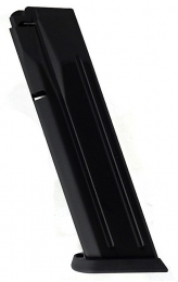 CZ-USA 11650 CZ P-09 Magazine 15RD 40S&W Blued Steel