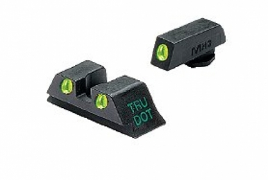 Meprolight Night Sights Glock 17 19 22 23 Gr/Gr