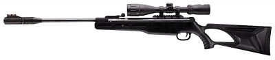RWS 2251304 Octane Air Rifle Combo in .22 With 3-9X40 Scope