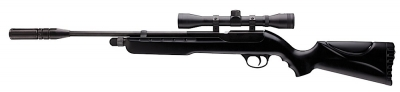 RWS 2251306 Fusion Air Rifle .177 Combo Bolt Action CO2 4X32