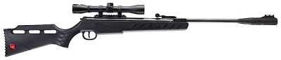 Ruger 2244216 Talon Air Rifle Combo .177 Black With 4X32 Sco