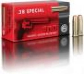 GECO 2317716 38 Special Full Metal Jacket 158 GR 50Box/20Cas